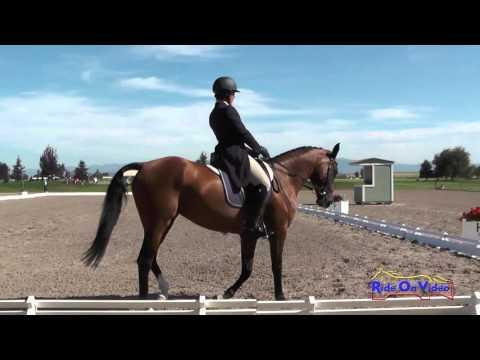 011D Erin Serafini On Another Star CCI1* Dressage The Event At Rebecca Farm July 2015