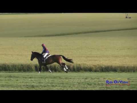 364SC Meaghan Marinovich On Fernhill Rock Phantom Novice 3-Day Steeplechase Rebecca Farm July 2016