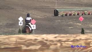 292XC Gina Miles Open Novice Cross Country Woodside Int'l Event Oct 2014