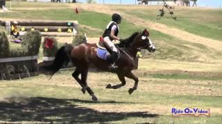 136XC Whole Lotta Handsome SR Training Cross Country Shepherd Ranch June 2015