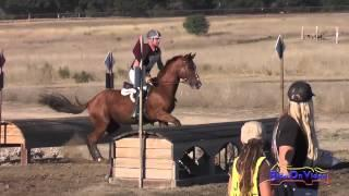 216XC James Atkinson on Seychelles Open Training Cross Country Woodside Int'l Event Oct 2014