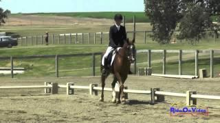 120XC Gabriella Ringer On Pumpkin Intro Cross Country Shepherd Ranch August 2015