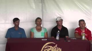 Rebecca Farm Press Conference Saturday July 25, 2015