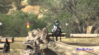 236XC Bunnie Sexton on Gryffindor V Open Training Cross Country Twin Rivers Ranch April 2015