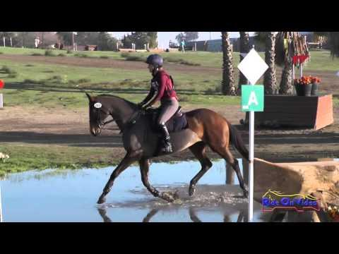 202XC Aimee Blalock On Serendipity Slew Intro Cross Country FCHP November 2015