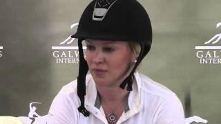 Dressage Press Conference Galway Downs 3* International Event October 31st 2014