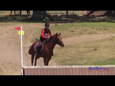 154XC Jennifer Monson On Apple Jax SR Beginner Novice Cross Country Shepherd Ranch June 2016