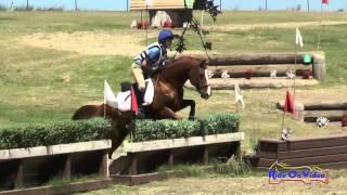 074XC McKenna Goodson On Enchanted JR Beginner Novice Cross Country Shepherd Ranch August 2015