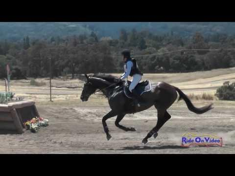 065XC Haven Prizmich On Forgotten Emblem JR Training Cross Country Woodside August 2016