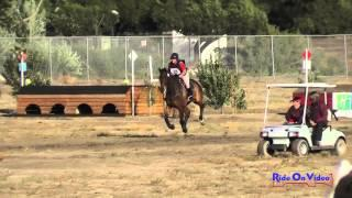 038XC Christian Eagles on Bugatti CCI1* Cross Country Galway Downs November 2014