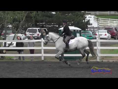 178S Genevieve Kirsch JR/YR Novice Show Jumping Spokane Sport Horse HT May 2016