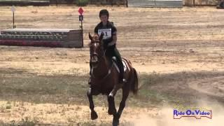 091XC Katarina Short on Jack of All Trades SR Training Cross Country Woodside August 2014