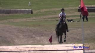 096XC Alyssa Yeater on Abracadabra Junior Intro Cross Country Shepherd Ranch August 2014