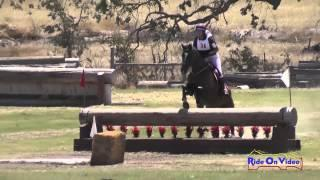 034XC Dede McCoy on No Regrets Senior Training Rider Cross Country Shepherd Ranch August 2014