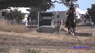 067XC Tristen Hooks on Learning to Fly Preliminary Rider Cross Country Woodside August 2014
