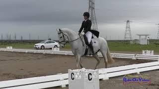 006D Olivia Loiacono Putrino on Waterford CCI3*S Dressage FCHP February 2019