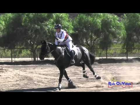 010XC Jessica Phoenix On A Little Romance CCI3* Cross Country Galway Downs Int'l Nov. 2015