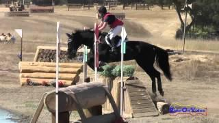049XC Sophie Hulme on Gorsehill Belle CIC1* Cross Country Woodside Int'l Event Oct 2014