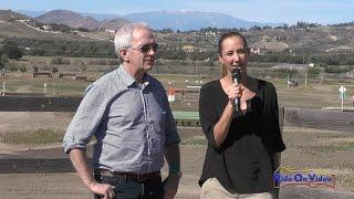COURSE WALK with Ian Stark at Galway Downs International Horse Trials March 2015