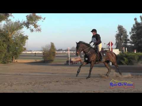 226XC Isabelle Franchini On CTR Trastevere Intro Cross Country FCHP November 2015