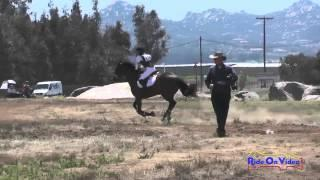 110XC Jory McKaig On Demanding Day SR Training Cross Country Copper Meadows June 2015
