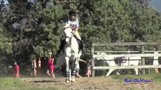 261XC Amanda Boyce On Sean O'Conner Intro Cross Country Shepherd Ranch June 2015