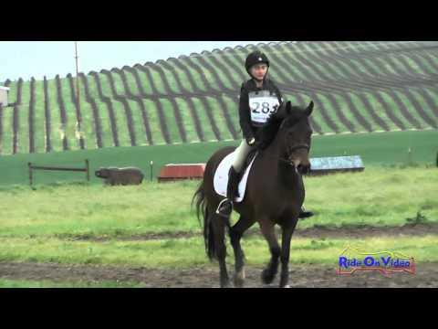 283XC Sophia Rich On Breakfast At Tiffany's Intro Cross Country Twin Rivers Ranch March 2016