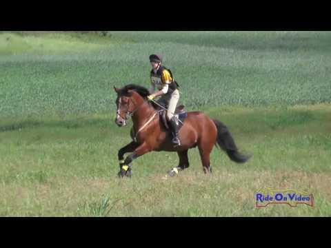 244XC Brennan Kappes JR/YR Training Cross Country Spokane Sport Horse HT May 2016