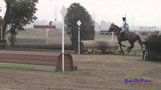 098XC Marieke Gaudet Preliminary Rider Cross Country Fresno County Horse Park Int'l HT Feb 2014