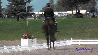 040D Gina Miles On RF Lanacapri CCI1* Dressage The Event At Rebecca Farm July 2015