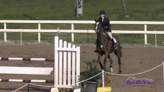106S Julie Flettner on Ping Pong Preliminary Rider Show Jumping FCHP February 2015