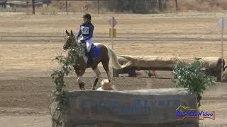 289XC Claire Boone on California Goldrush Intro Cross Country Twin Rivers Ranch Sept. 2020