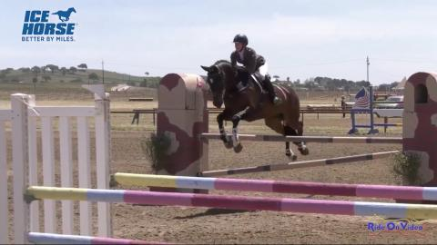 CCI2* Long Show Jumping Twin Rivers Ranch April 2019