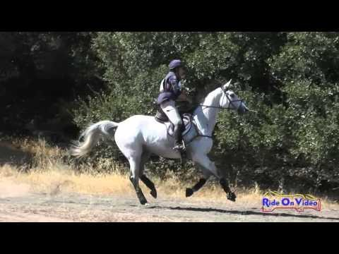 410XC Gina Miles On Contalli Di Revel CIC2* Cross Country Woodside Oct 2015