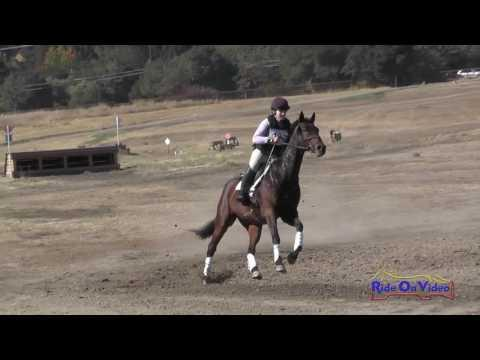 192XC Analise O'Brien On Buttons SR Training AM Cross Country Woodside October 2016