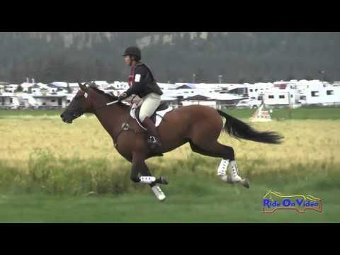 011XC Erin Serafini On Another Star CCI1* Cross Country The Event At Rebecca Farm July 2015
