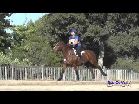 172XC Heidi Hoffmann On Edenderry SR Training Cross Country Woodside Oct 2015