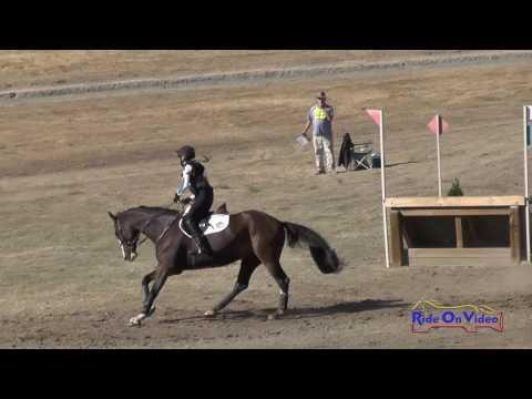196XC Terry Clark On Ixtapa OHF SR Training AM Cross Country Woodside October 2016