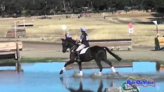 032XC Frankie Thieriot on Chatwin Preliminary Cross Country Woodside August 2014