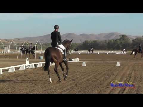 052D Tamra Smith On Sunsprite Syrius Open Preliminary Dressage Twin Rivers Ranch Sept. 2016