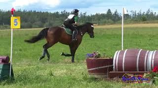 180XC Elizabeth Linde on Pie and Ice Cream Open Training Cross Country Whidbey Island July 2018