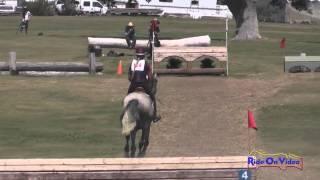 104XC Alexandra Kolb on Williamson Senior Intro Cross Country Shepherd Ranch August 2014