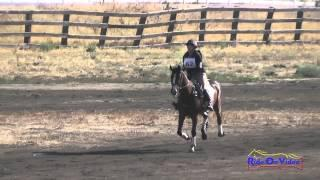 063XC Jamie Lawrence On Crespina SR Training Cross Country Galway Downs May 2015