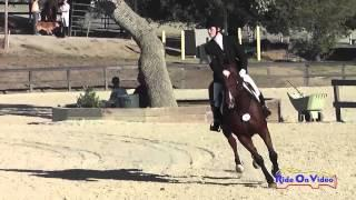 005S Emily Pestl Dimmitt on Airlington CIC3* Show Jumping Woodside Int'l Event Oct 2014