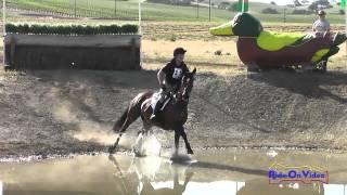 111XC Mikayla Rebholz JR/YR Open Preliminary Cross Country Twin Rivers Ranch April 2015