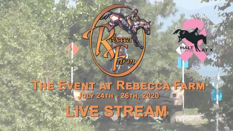 Rebecca Farm Live Stream July 2020