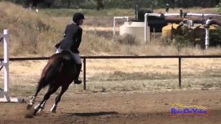 101S Adison LoPiccolo on Venado JR/YR Preliminary Show Jumping Twin Rivers Ranch April 2015