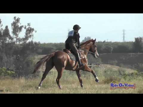 015XC Camille Powell On Patrick McLiam Open Preliminary Cross Country FCHP April 2016