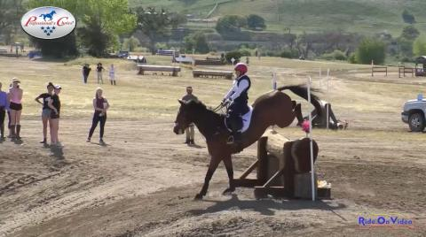 CCI4* Short Cross Country Twin Rivers Ranch April 2019