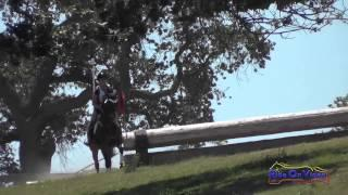 250XC Andrea Vancinni On Bosco Open Beginner Novice Cross Country Shepherd Ranch June 2015